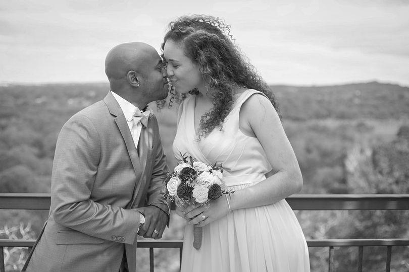 Greg and Natasha Wedding