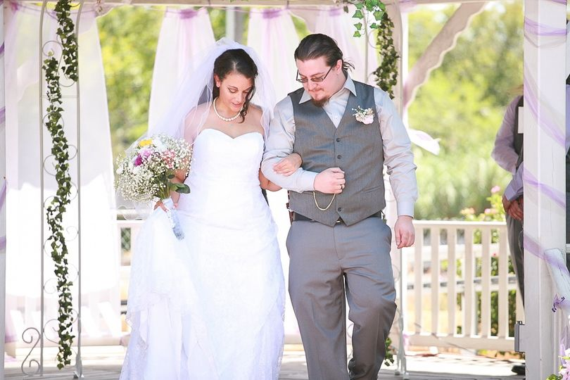 Olivia & Damien's Wedding