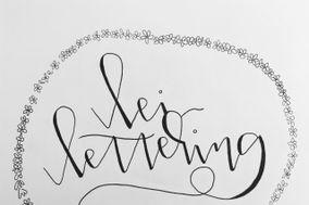Lei Lettering