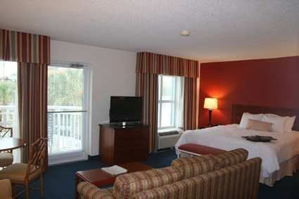 King Jacuzzi suites are the only rooms with a private balcony that faces the lake and Broadway at...