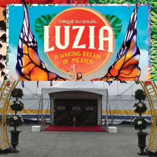 Luzia sign