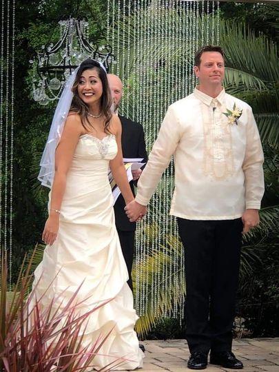 Magnolia Point Couple