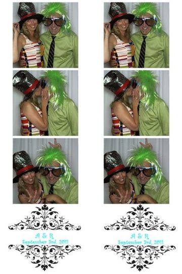 Black Clover Designs: mobile photobooth