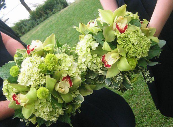Green flowers