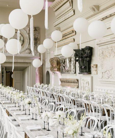 Luxury England wedding