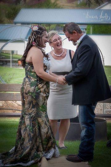Weddings Done YOUR Way - Karen