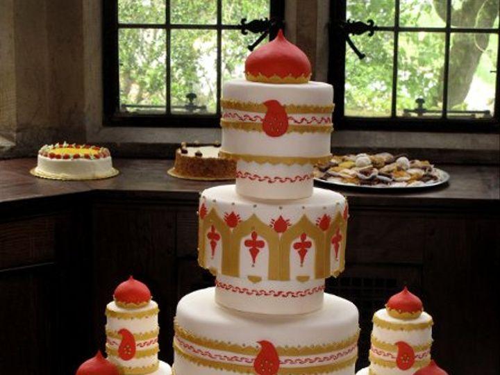 Tmx 1327709168678 Tajmahalcake Phoenixville, Pennsylvania wedding cake