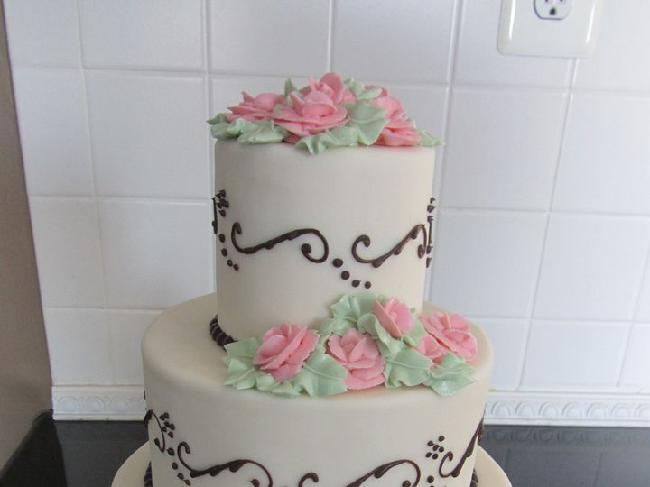 Tmx 1403487404134 2014 02 07 00.40.46 Phoenixville, Pennsylvania wedding cake