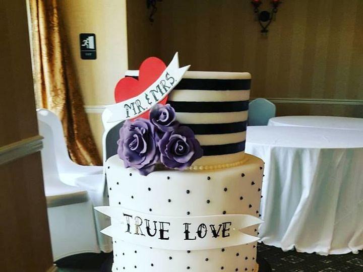 Tmx 1536803138 Fea9460e69198cfb 1536803136 4ede3b8f7c5102ea 1536803135604 9 Tattoo Cake Phoenixville, Pennsylvania wedding cake