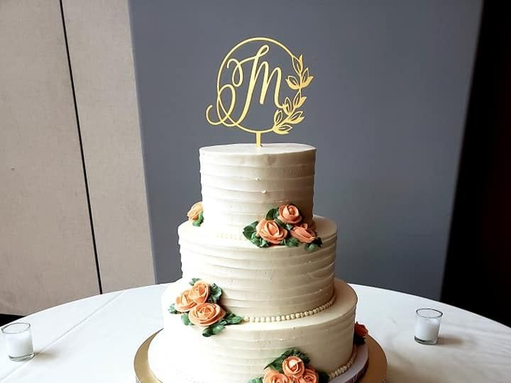 Tmx Buttercream Roses 51 494344 157385099790057 Phoenixville, Pennsylvania wedding cake