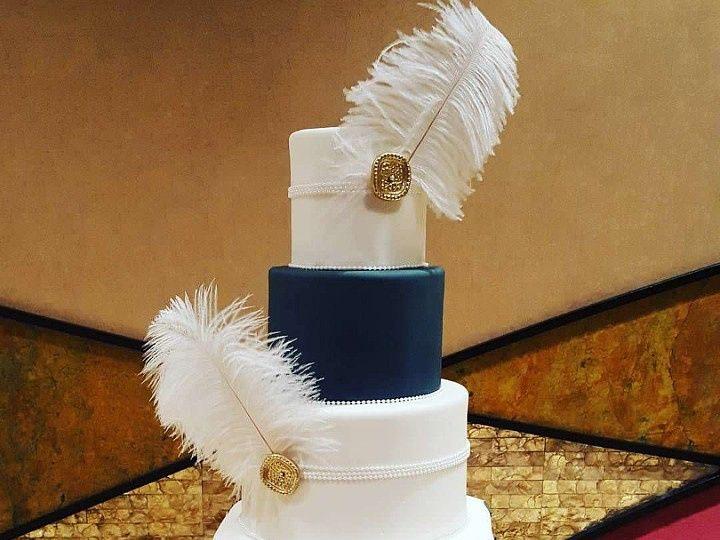 Tmx Peris Art Deco Cake 51 494344 157385092823059 Phoenixville, Pennsylvania wedding cake