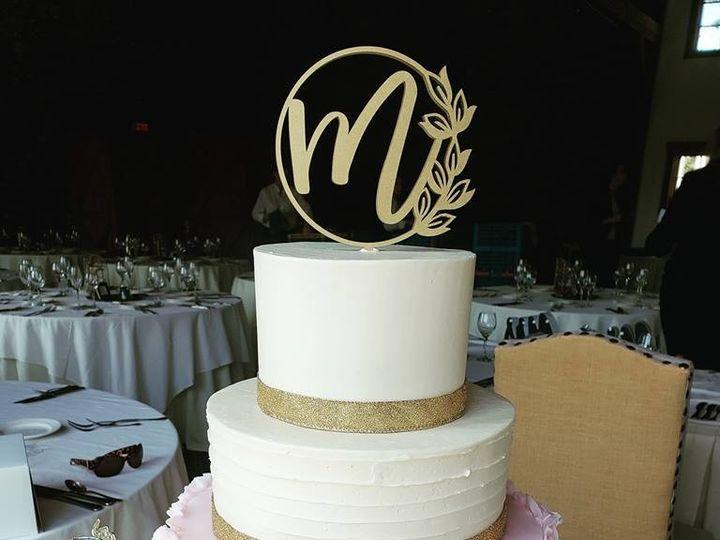 Tmx Pink Ruffle 51 494344 157385099897670 Phoenixville, Pennsylvania wedding cake