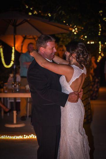 Father daughter dance. Renee Mellott Photography.