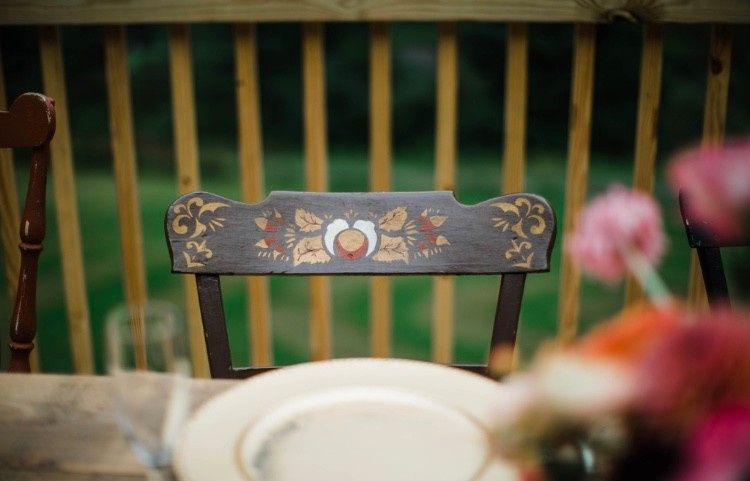 Mix-Matched Chair Rental