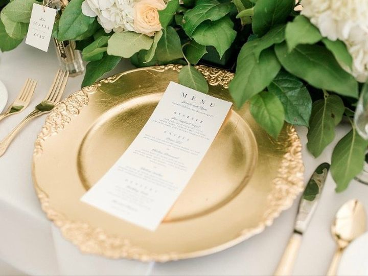 Tmx Charger Plate And Flatware 51 745344 157771994710168 Selinsgrove, Pennsylvania wedding rental