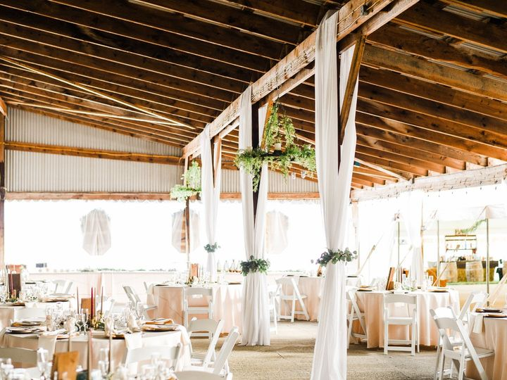 Tmx Drapery And Greenery Chandeliers 51 745344 157771964395718 Selinsgrove, Pennsylvania wedding rental
