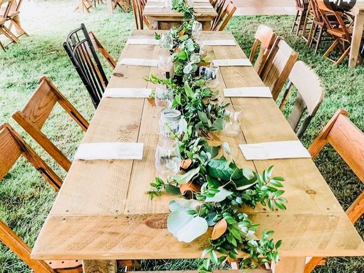 Tmx Farmhouse Paired Up With Mix Match Chairs 1 51 745344 157771982949660 Selinsgrove, Pennsylvania wedding rental