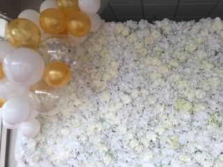Tmx Flower Wall With Balloons 51 745344 Selinsgrove, Pennsylvania wedding rental