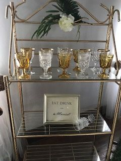 Tmx Shelf Brass 51 745344 Selinsgrove, Pennsylvania wedding rental