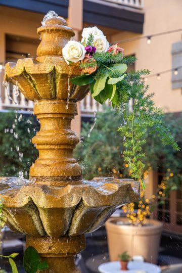Ceremony Fountain
