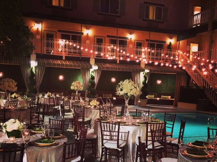 Tmx 1438717999745 Poolside 5 Costa Mesa, CA wedding venue