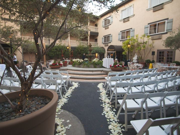 Tmx 1457026861862 Ceremony Courtyard 2 Costa Mesa, CA wedding venue