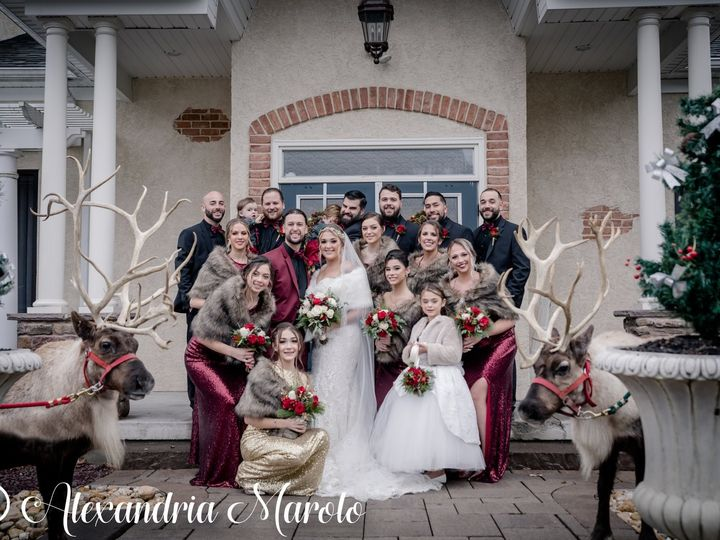 Tmx 12 27 19 Bridal Party 51 76344 159017274058197 Drums, Pennsylvania wedding venue