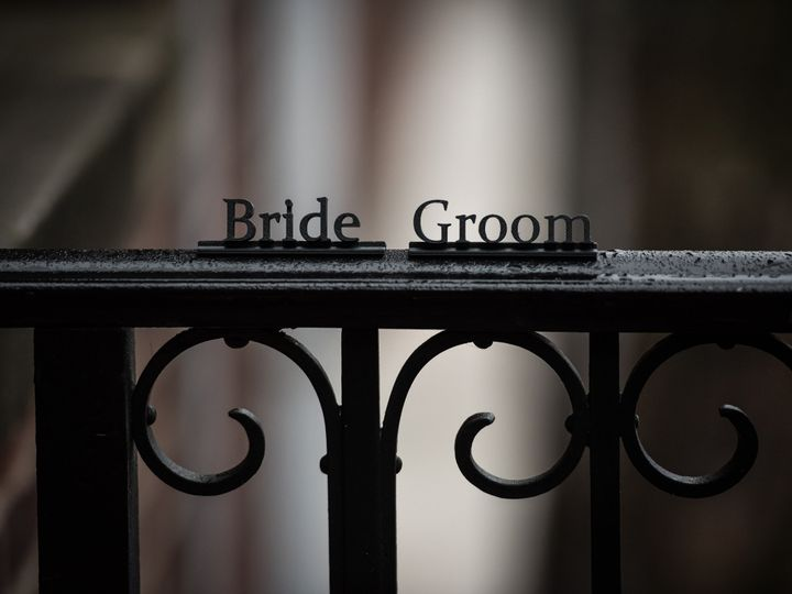 Tmx 1505264719133 Bride Groom 3d Printed Escort Name Plate Wedding West Chester wedding favor