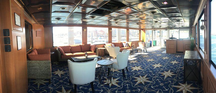 Majestic 2nd Deck Lounge