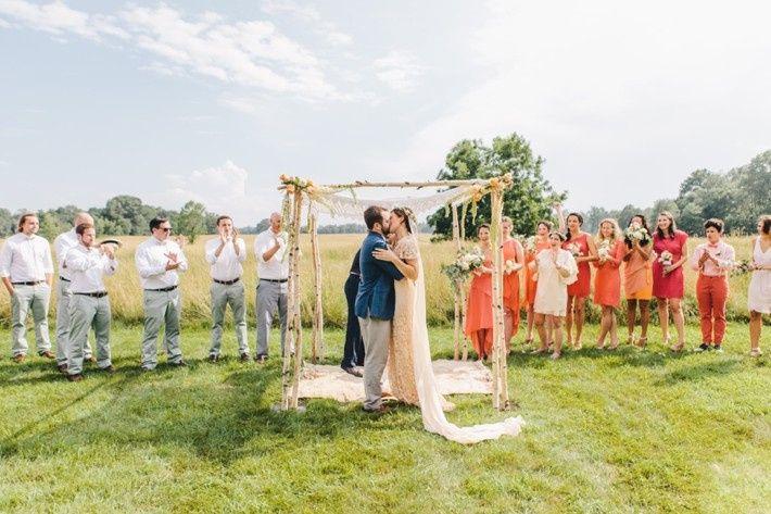 Tmx 1427904636596 Grasmere Farm Ceremony Photo By Shannen Natasha Brooklyn wedding planner