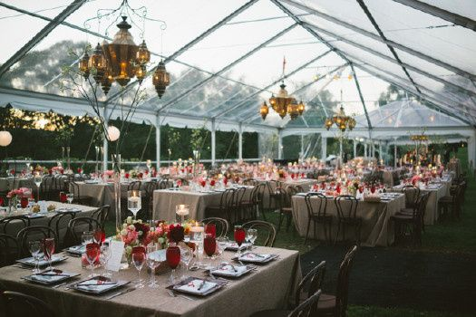 Tmx 1427904686899 Wave Hill Clear Tent Photo By 5west Brooklyn wedding planner