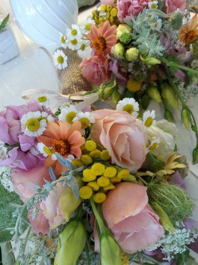 2014 08 02 bridesmaids nosegays