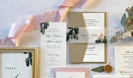 Paperwhites Invitations