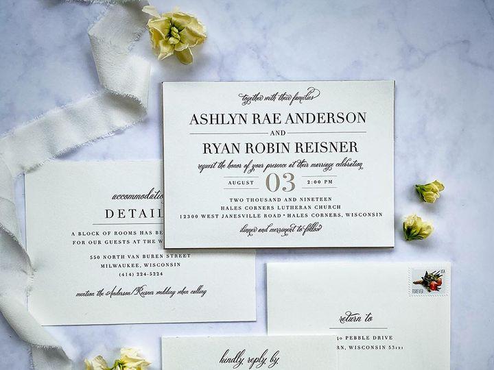 Tmx Moderntraditional Lores 900 51 168344 161600945120351 Wauwatosa, WI wedding invitation