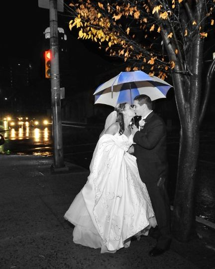 A Rainy Wedding Eve in Reading, PA...