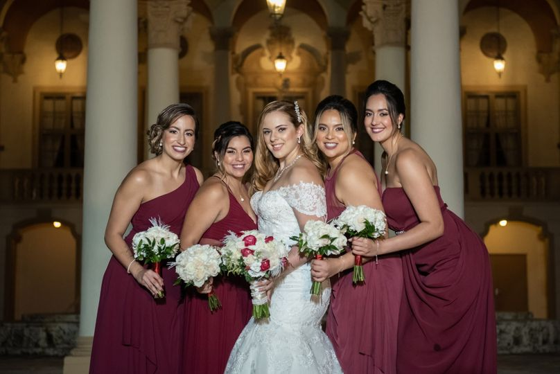 Brides and Besties