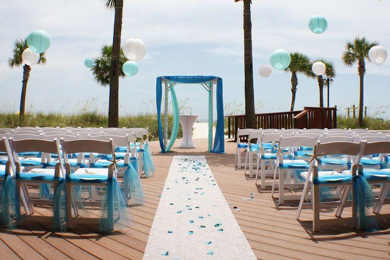 breezeway deck turquoise