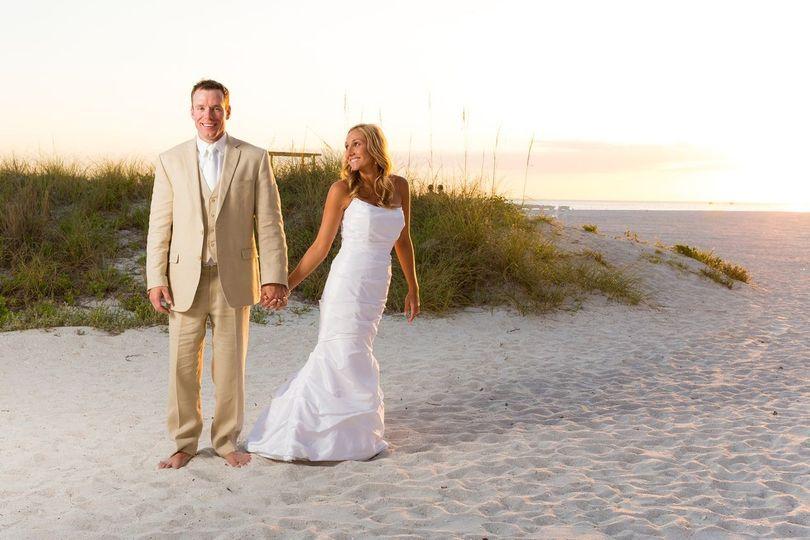 north beach bride and groom iii