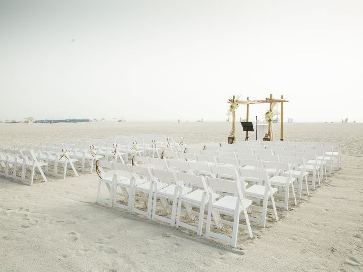 Tmx Beach Ceremony 8 51 100444 159440914845349 Saint Petersburg, FL wedding venue