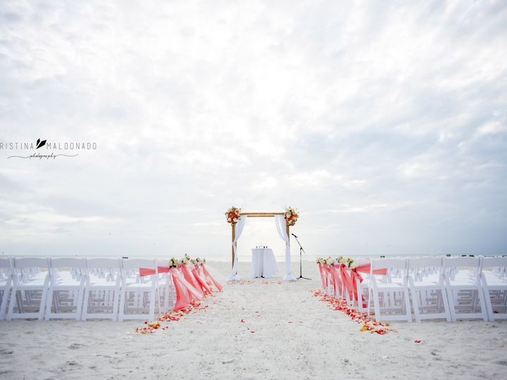 Tmx Pink Ceremony 51 100444 159440914896766 Saint Petersburg, FL wedding venue