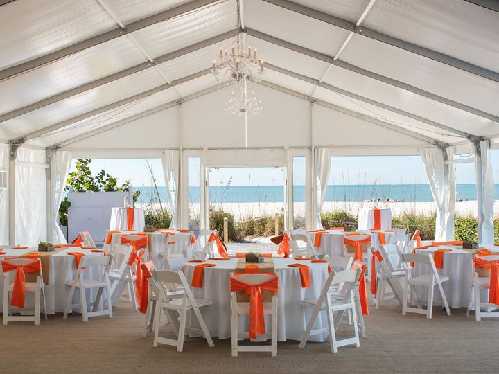 Tmx Sirata Beach Resort Banquet Tent One Point Open 51 100444 V1 Saint Petersburg, FL wedding venue