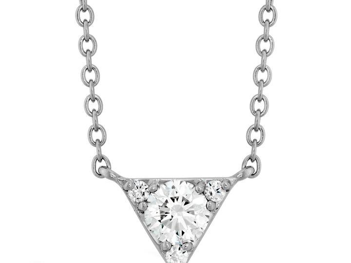 Tmx 1500592712355 Triplicity Triangle Pend Mankato, Minnesota wedding jewelry