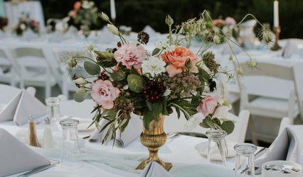 Flowers by Carol Kelly