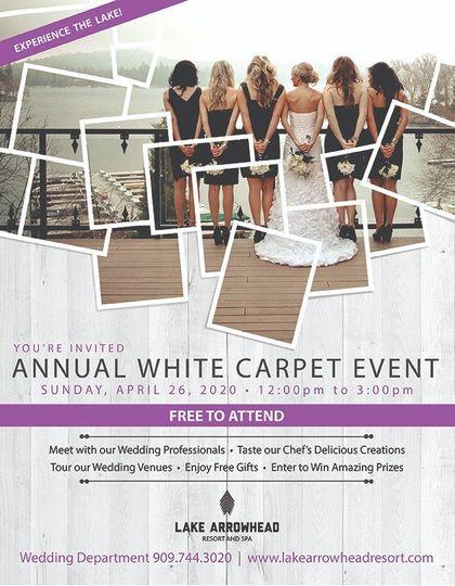 2020 White Carpet Event