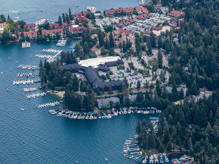 Tmx 1416008450132 Aerial Shot1 Lake Arrowhead, CA wedding venue