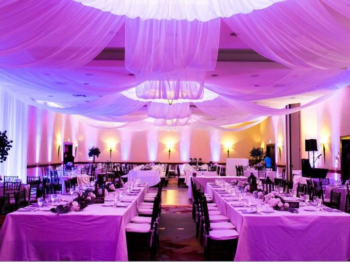 Tmx 1521215927 0aa1d0a5ddb7a84e 1521215925 E38d0ce08c8c7bed 1521215924164 1 Ballroom Drape Wit Lake Arrowhead, CA wedding venue