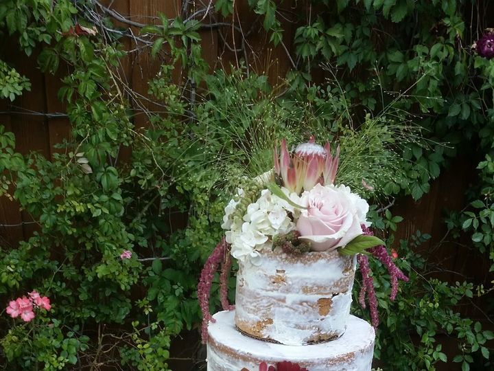 Tmx 1521216138 5da8b9b53ae48d28 1521216136 574cf09d84bf0e76 1521216134609 8 Lawn Cake Vineyard Lake Arrowhead, CA wedding venue