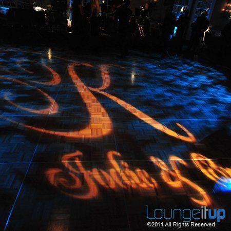 Tmx 1345479502451 LightingMonogramGoboProjectionRentalNJ Pine Brook wedding eventproduction
