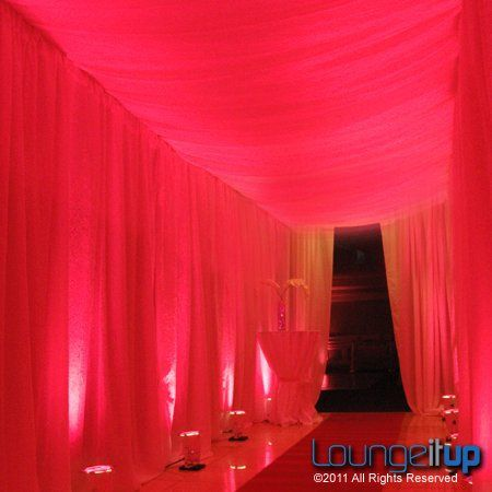 Tmx 1345482474751 DraperyWhiteSilkCrushedDraperyRentalNJEvent7A Pine Brook wedding eventproduction