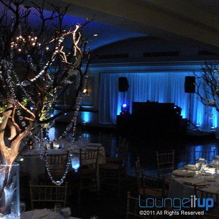 Tmx 1345482477011 DraperyWhiteSilkCrushedDraperyRentalNJEvent5A Pine Brook wedding eventproduction